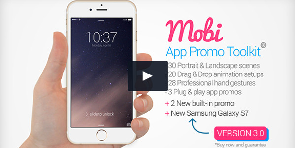 App Promo Toolkit Video Template