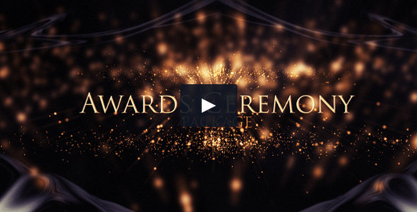 Awards Ceremony Bundle with Epic Trailer