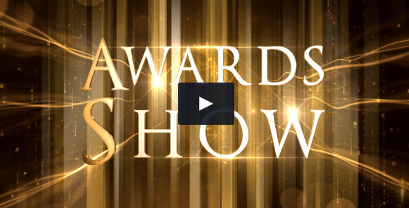 Awards Show Package Watch in HD Video