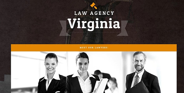 Awesome Law & Legal Drupal Templates