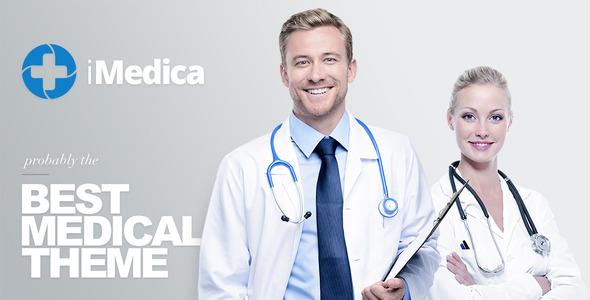 Best Medical WordPress Themes 2015