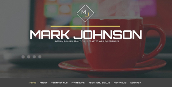 Best Personal WordPress Templates