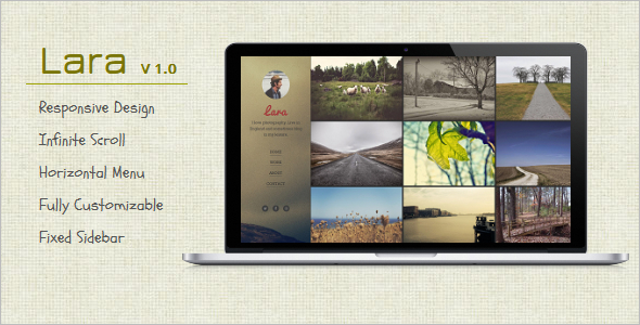 Blogger Template For Photographers