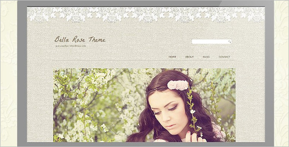Boutique Web Design Website Template