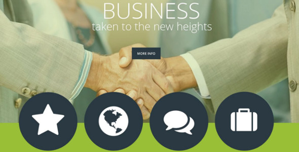 Business Co WordPress Theme
