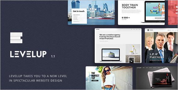 CReative Business WordPress Template
