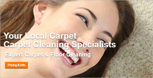 Carpet Cleaning WordPress Template