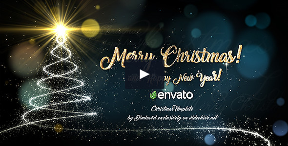 Christmas Openers easy customizing Video