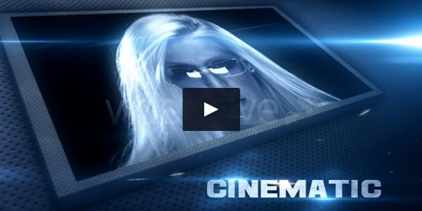 Cinematic Epic Promo Video Tutorial Template