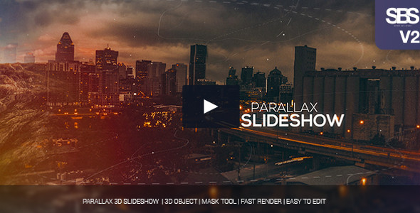 Cinematic Slideshow Openers After Effect Video Tutorial