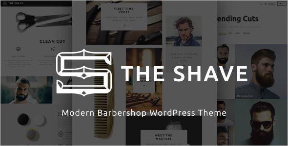 Clean Cut WordPress Vintage Template
