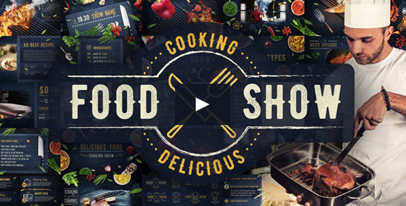 Cooking Delicious Food Show Video