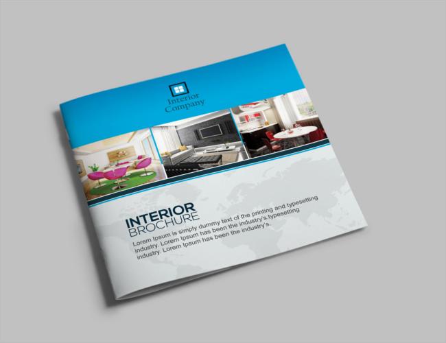 Creativce Square Brochure