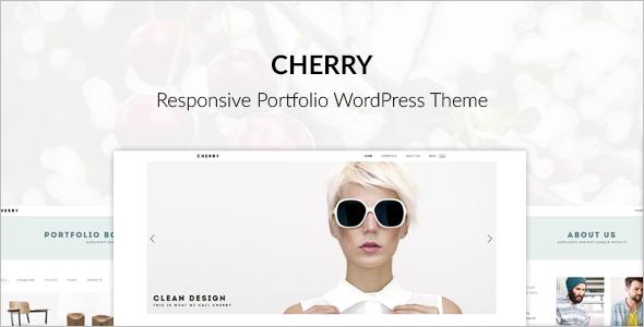 Creative New WordPress Template