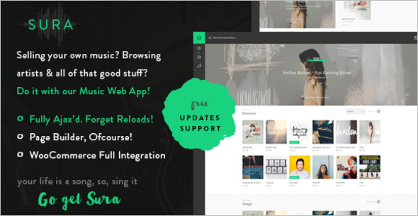 Creative Portifilio WordPress Template