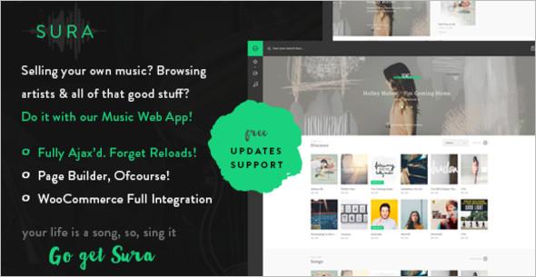 Creative Portifilio WordPress Template