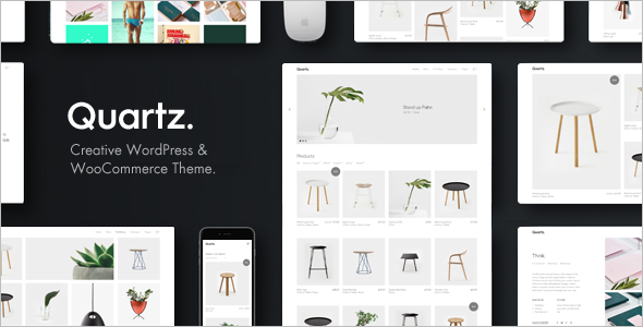 Creative WooCommerce WordPress Template