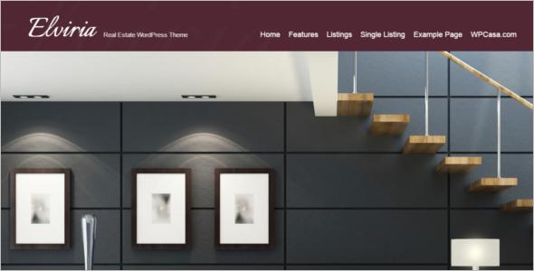 Customize Realtor Website Template