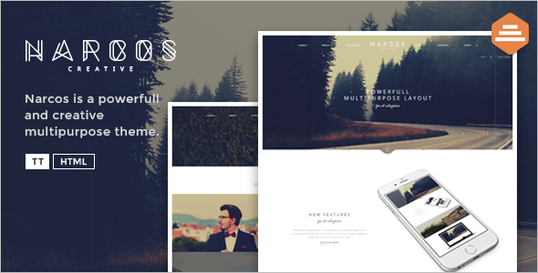 Digital Agency WordPress Design Template