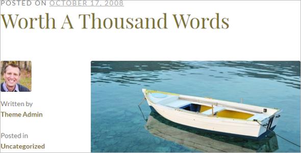 Download Godaddy WordPress Template