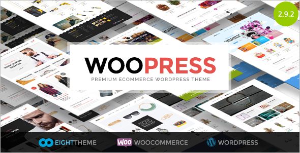 E-commerce WordPress Plugin template