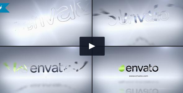 Elegent Logo Corporate Simple Infographics