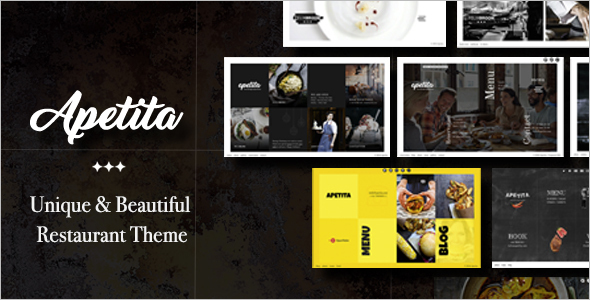 Entertainment Pub WordPress Template