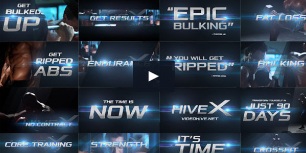 Epic Promo Video Tutorial Product Promo Template