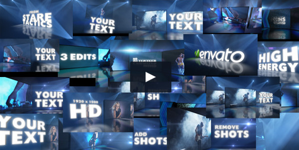 Fast & Flashy Promo After Effect Video Tutorial