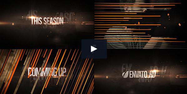 Full HD Broadcast Graphic Promo Video Template