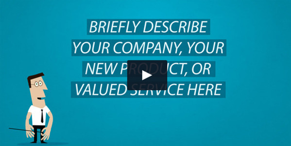 Fully Customizable Explainer Promo Video Template