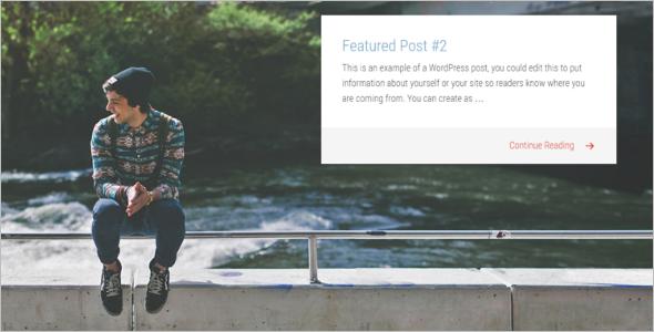 Genesis Education WordPress Template