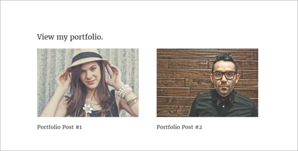 Genesis Gallery WordPress Template