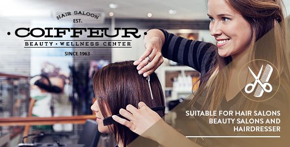 Hair Salon WordPress Themes