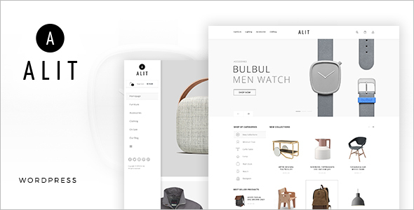 Handmade Woocommerce WordPress Theme