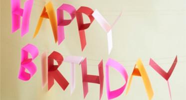 Happy Birthday Background Photography