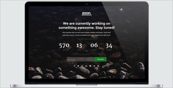 High Quality Website Template