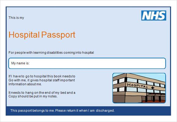 Hospital-Passport-Template-Word