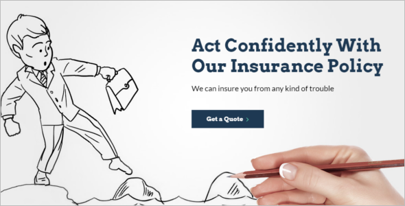 Insurance Multipage Website Template