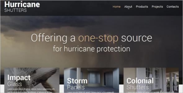 Interior Design Protection WordPress Theme