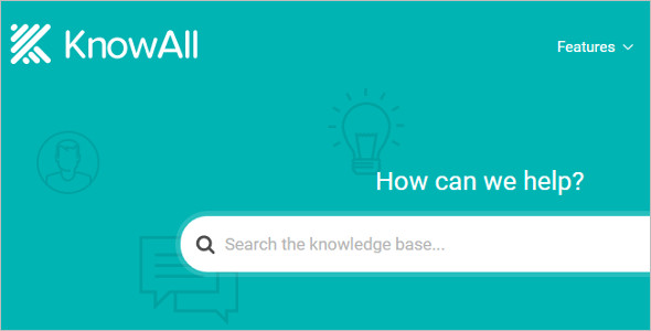 Knowledge Question & Answer WordPress Theme