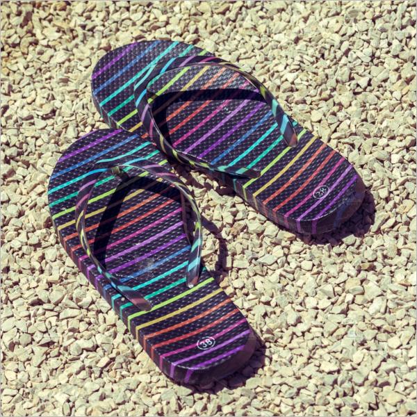 Latest Sandals Mockup Design