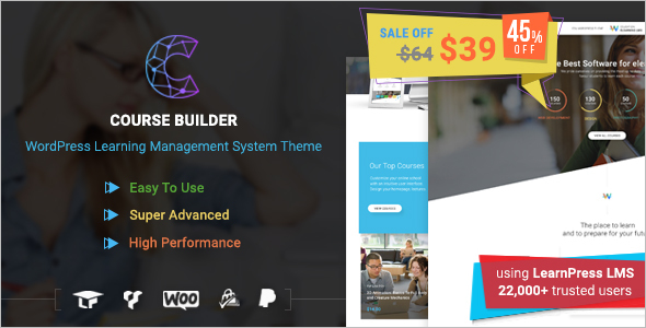 Management System WordPress Theme