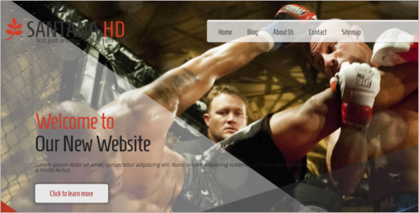 Martial Arts Moto WordPress Detal Theme