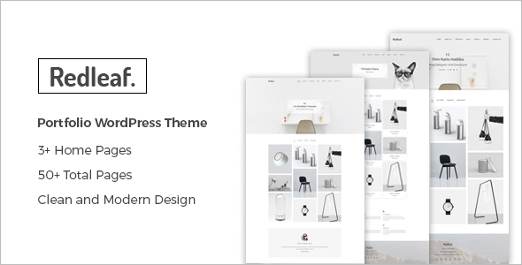 Minimal New WordPress Template