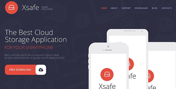Mobile WordPress Themes and templates