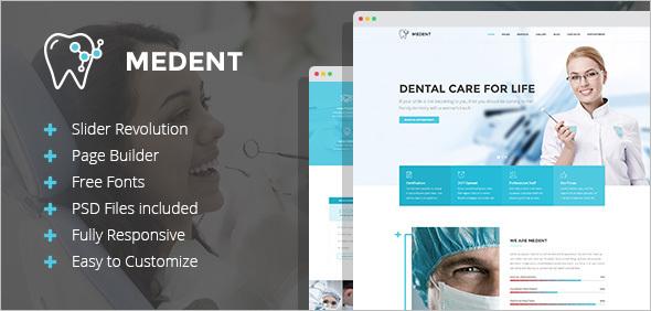 Modern Health care WordPress Website Theme