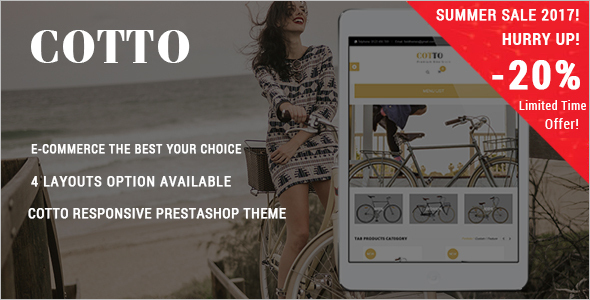 Motor Cycle Prestashop WordPress Template