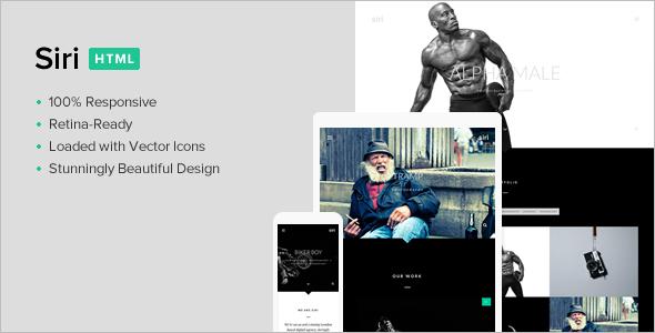 Multi-Purpose 3D WordPress Template