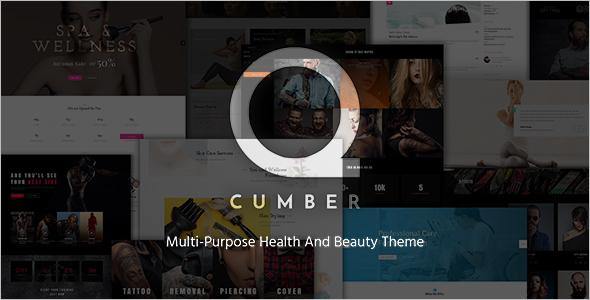Multi-Purpose Beauty WordPress Template